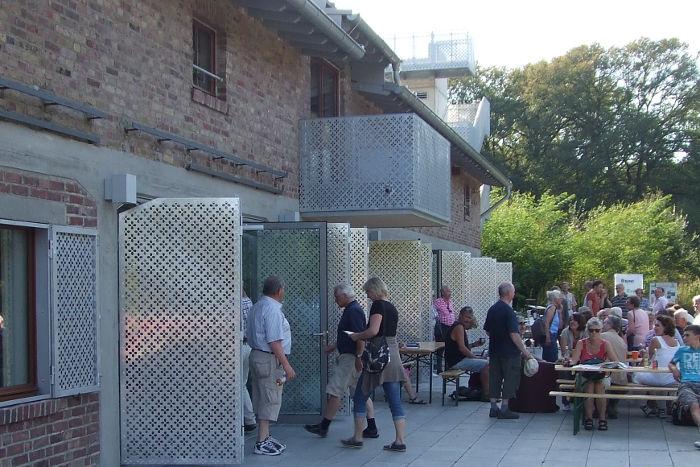 Der BUND Rheinisch Bergischer Kreis hat sein 30jähriges Bestehen am Turmhof in Rösrath gefeiert.