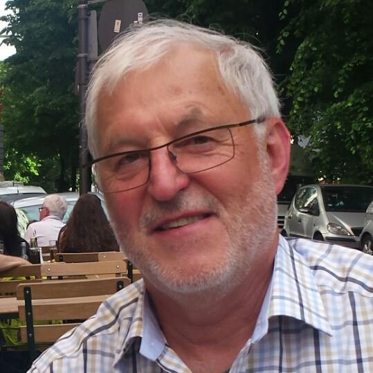 Paul Kröfges, aktiv im BUND